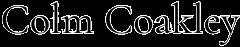 Colm Coakley Logo